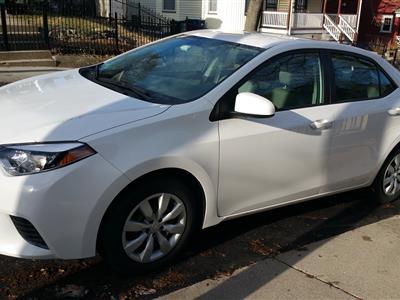 2016 Toyota Corolla lease in Dorchester,MA - Swapalease.com