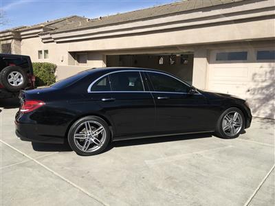 2018 Mercedes-Benz E-Class lease in Scottsdale,AZ - Swapalease.com