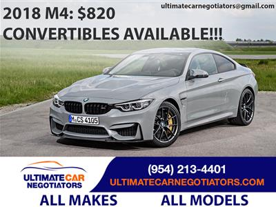 2019 BMW M4 lease in Fort Lauderdale,FL - Swapalease.com