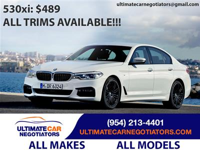 2020 BMW 5 Series lease in Fort Lauderdale,FL - Swapalease.com