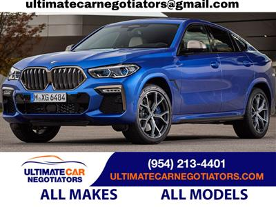 2021 BMW X6 lease in Fort Lauderdale,FL - Swapalease.com