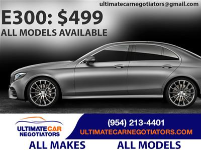 2019 Mercedes-Benz E-Class lease in Fort Lauderdale,FL - Swapalease.com