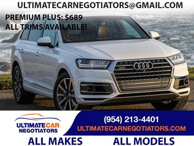2019 Audi Q7 lease in Fort Lauderdale,FL - Swapalease.com