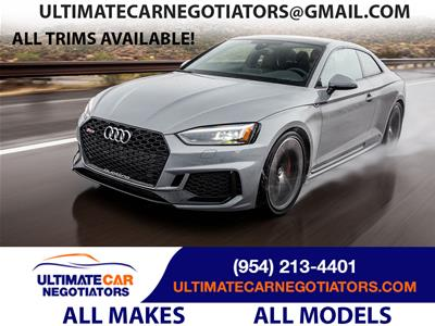 2019 Audi S5 Coupe lease in Fort Lauderdale,FL - Swapalease.com