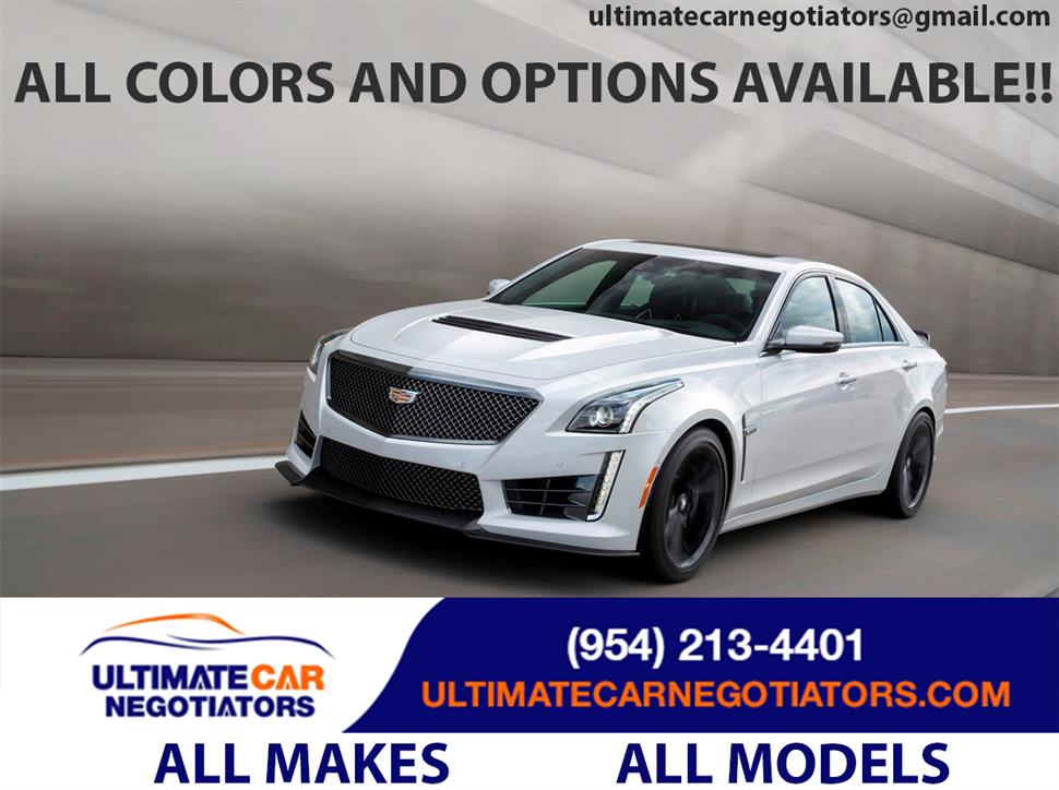 2019 Cadillac Cts V Lease In Fort Lauderdale Fl
