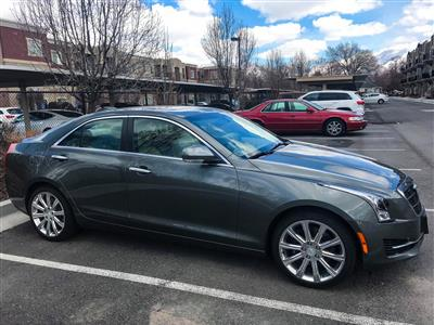2016 Cadillac ATS lease in Salt Lake City ,UT - Swapalease.com