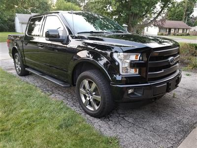 2016 Ford F-150 lease in Holland,OH - Swapalease.com