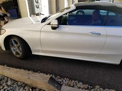 2017 Mercedes-Benz C-Class lease in Oxon Hill,MD - Swapalease.com