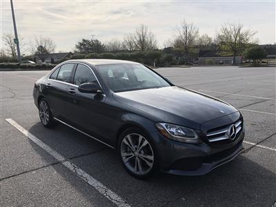 2016 Mercedes-Benz C-Class lease in Cumming,GA - Swapalease.com