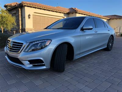 2017 Mercedes-Benz S-Class lease in Gilbert,AZ - Swapalease.com
