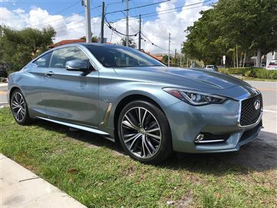 2017 Infiniti Q60 lease in Miami,FL - Swapalease.com