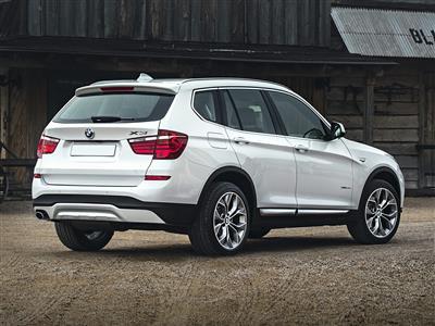 2016 BMW X3 lease in Birmingham,AL - Swapalease.com