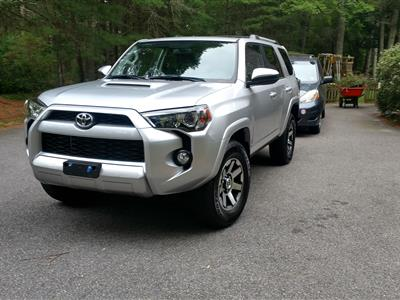 2017 Toyota 4Runner lease in Carver,MA - Swapalease.com