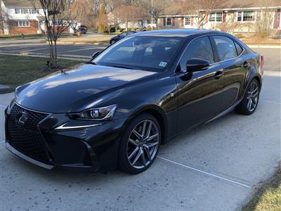2017 Lexus IS 350 F Sport lease in Oakhurst,NJ - Swapalease.com