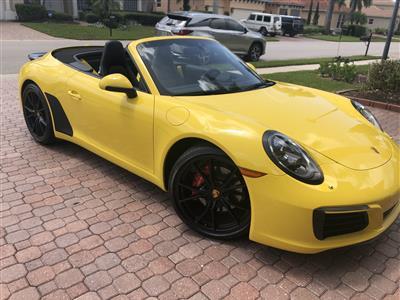 2017 Porsche 911 lease in Estero,FL - Swapalease.com