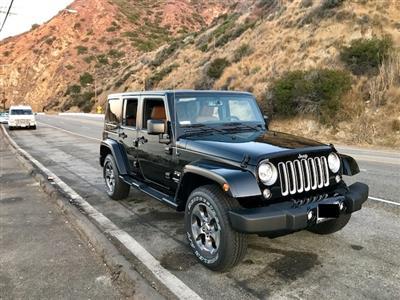 2017 Jeep Wrangler Unlimited lease in Santa Monica,CA - Swapalease.com
