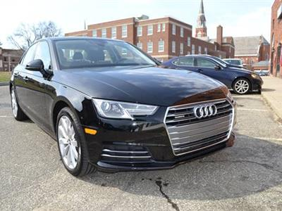 2017 Audi A4 lease in Farmington,CT - Swapalease.com