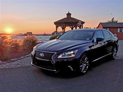 2017 Lexus LS 460 F Sport lease in Newport Beach,CA - Swapalease.com