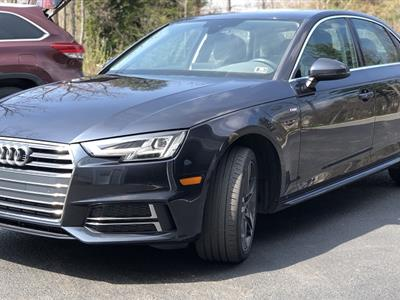 2017 Audi A4 lease in Jefferson Township,PA - Swapalease.com