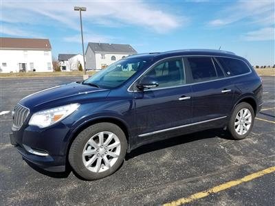 2017 Buick Enclave lease in Plainfield,IL - Swapalease.com