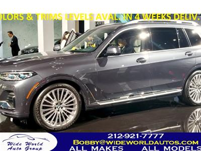 2019 BMW X7 lease in New York,NY - Swapalease.com
