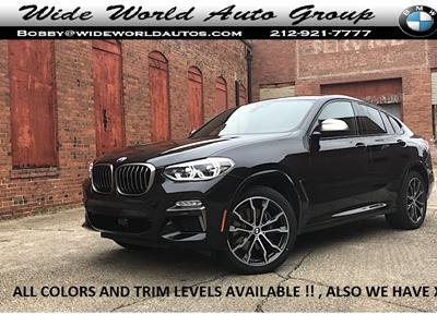 2020 BMW X4 lease in New York,NY - Swapalease.com