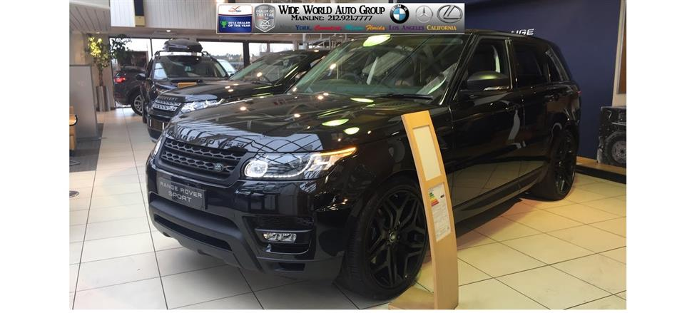 2018 Land Rover Range Rover Sport lease in New York, NY