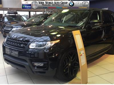 2019 Land Rover Range Rover Sport lease in New York,NY - Swapalease.com