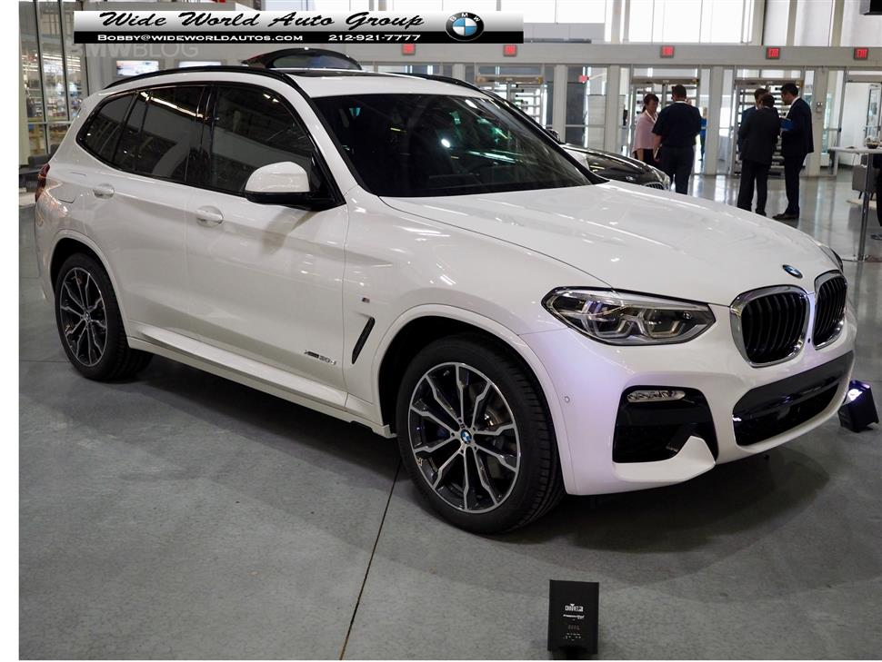 2021 Bmw X3 Lease In New York Ny