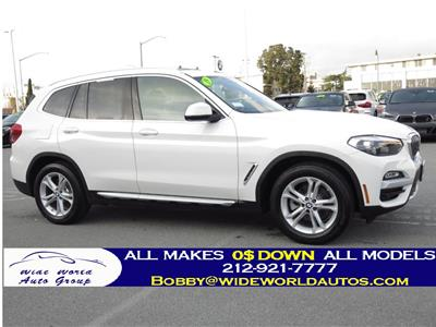 2019 BMW X3 lease in New York,NY - Swapalease.com