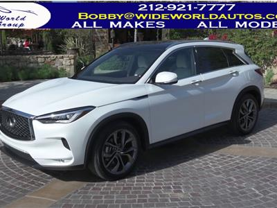 2020 Infiniti QX50 lease in New York,NY - Swapalease.com