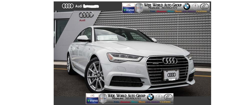 2019 Audi A6 Lease In New York Ny