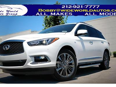 2019 Infiniti QX60 lease in New York,NY - Swapalease.com