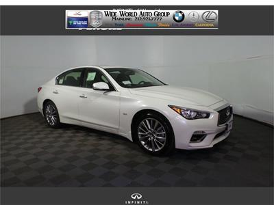 2018 Infiniti Q50 lease in New York,NY - Swapalease.com