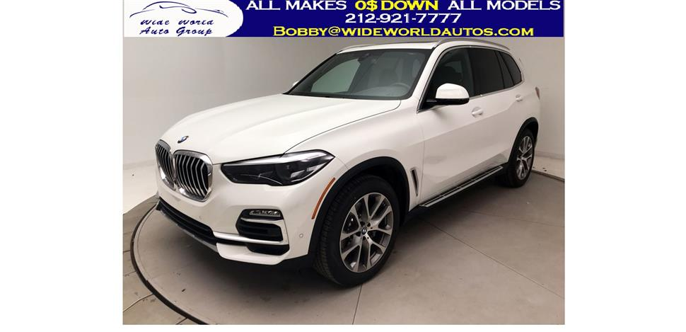 Bmw X5 Lease >> 2020 Bmw X5 Lease In New York Ny