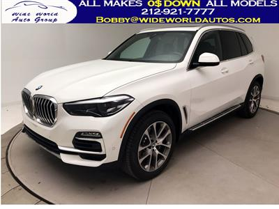 2019 BMW X5 lease in New York,NY - Swapalease.com