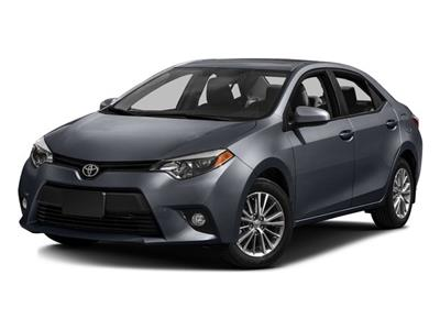 2016 Toyota Corolla lease in Pacific Palisades,CA - Swapalease.com