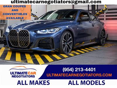 2021 BMW 4 Series lease in Fort Lauderdale,FL - Swapalease.com