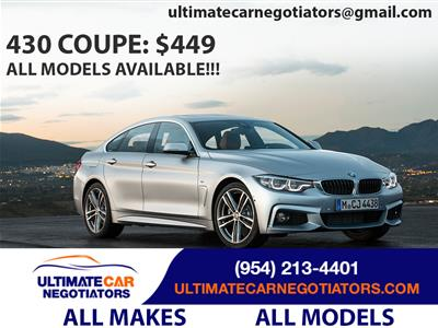 2019 BMW 4 Series lease in Fort Lauderdale,FL - Swapalease.com