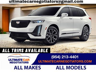 2021 Cadillac XT6 lease in Fort Lauderdale,FL - Swapalease.com