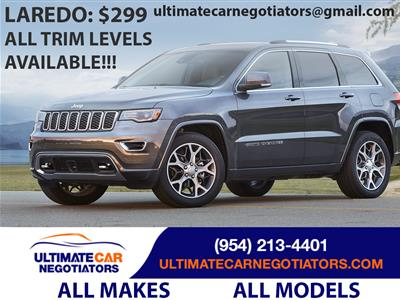 Jeep Grand Cherokee Lease >> Jeep Lease Deals In Florida Swapalease Com