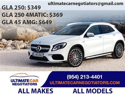 2020 Mercedes-Benz GLA SUV lease in Fort Lauderdale,FL - Swapalease.com