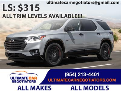 2019 Chevrolet Traverse lease in Fort Lauderdale,FL - Swapalease.com