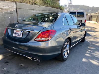2017 Mercedes-Benz C-Class lease in San Francisco,CA - Swapalease.com