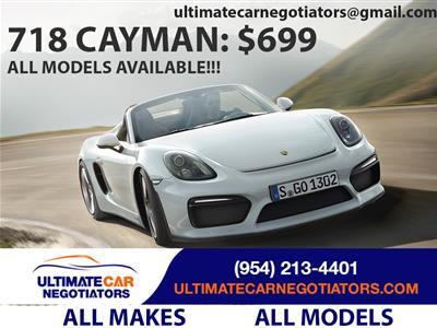 2018 Porsche 718 lease in Fort Lauderdale,FL - Swapalease.com