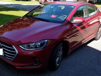 2017 Hyundai Elantra lease in Windsor,VT - Swapalease.com