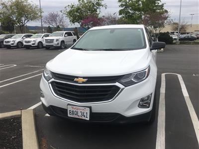 2018 Chevrolet Equinox lease in Tracy,CA - Swapalease.com