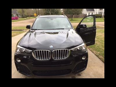 2017 BMW X3 lease in Port Allen,LA - Swapalease.com