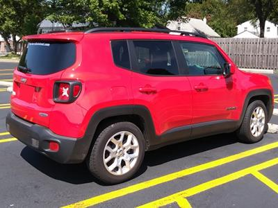 2017 Jeep Renegade lease in Croydon,PA - Swapalease.com