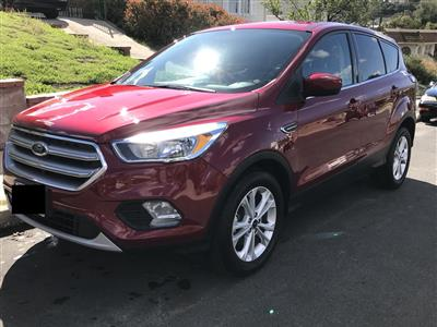 2017 Ford Escape lease in Los Angeles,CA - Swapalease.com